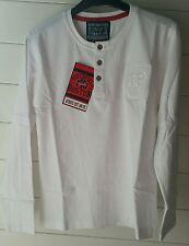 T-shirt SCOTT&FOX manches longues garçon blanc 10 ans