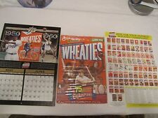 WHEATIES Cereal Box 75 YEARS OF CHAMPIONS 1998 with Calendar