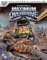 Maximum Overdrive (DVD,1986)