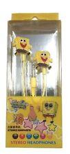 SPONGEBOB Auricolari Kids Junior Cuffie MP3 iPod iPhone iPad