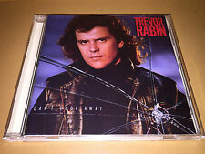 TREVOR RABIN cd CANT LOOK AWAY hit SOMETHING TO HOLD ON TO