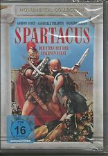 Spartacus - Der Titan mit der eisernen Faust (Uncut) (DVD) Neu!