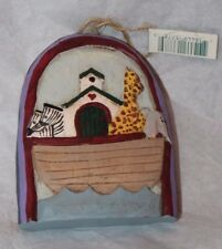 Midwest of Cannon Falls Eddie Walker Carvings of Old World Santas Noah's Ark