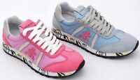 PREMIATA WOMAN SNEAKER SHOES SPORTS CASUAL TRAINERS CODE LUCYD 3728D - 3729D