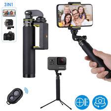 3 in1 Selfie Stick Stativ Bluetooth Selfiestick Selfie-Stange für Smartphone iOS