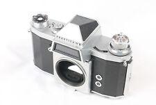 Praktica IV B 35mm SLR film camera. M42 screw mount.
