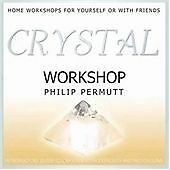Crystal Workshop - Phillip Permutt - New And Sealed CD - A Guide To Crystals