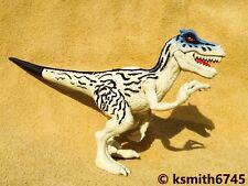 CHAP MEI VELOCIRAPTOR plastic toy dinosaur bite action figure animal, RAPTOR 💥
