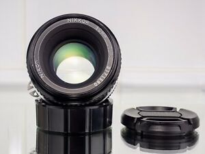 Nikon 50mm F/1.8 NIKKOR AIs Standard Manual Focus Lens * Ex++