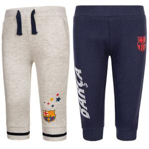 FC Barcelona Athletic Baby Freizeit Trainingshose Jogginghose blau rot grau neu