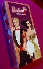 madrid convention barbie 2017 casino cruise silkstone platinum Lucky charm