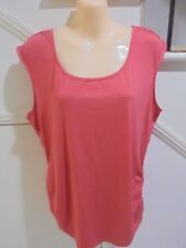 Katies Tank, Cami Solid Sleeveless Tops & Blouses for Women