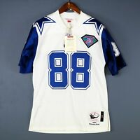 Authentic Michael Irvin 1994 Cowboys Mitchell & Ness NFL Jersey Size 36 S Mens