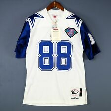 6ac74f31906 Authentic Michael Irvin 94 Cowboys Mitchell & Ness NFL Jersey Size ...
