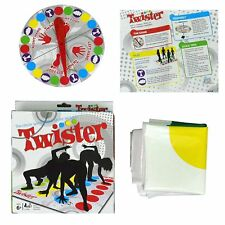 Funny Kids Body Twister Moves Mat Board Game Group Outdoor Sport Toy Gift FOR US