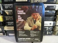 FRANK SINATRA No One Cares (8-Track Tape)