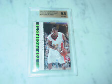 2003-04 Upper Deck UD Top Prospects Promo P3 LeBron James RC Rookie BGS 9.5