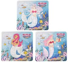 Mermaid Fun Jigsaw Puzzle Party Bag Christmas Stocking Fillers Siren Mythical UK