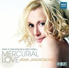 Mercurial Love: Music of John Dowland & Henry Purcell Jama Jandrokovic