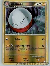 2010 pokemon Triumphant reverse holo Electrode 34/102
