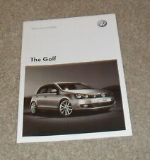 Volkswagen VW Golf Mk6 Price Guide 2010 Match GT GTD R 1.2 1.4 TSI 1.6 2.0 TDI