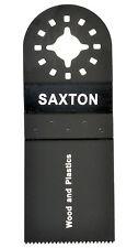 20x Saxton 35mm Legno Lame per Fein Multimaster, Bosch Attrezzo Multifunzione Oscillante