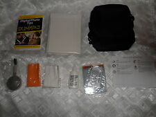 UNIVERSAL DIGITAL CAMERA KIT CASE LENS CLEANING SHIELDS TIPS FOR DUMMIES & GUIDE