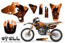 YAMAHA YZ250F YZ450F 03-05, WR250 WR450 05-06 GRAPHICS KIT CREATORX SPELL ONP