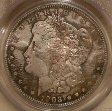 1903 O MORGAN DOLLAR GRADED MS 64 BY PCGS!!!!!