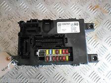 VAUXHALL CORSA D 2012 1.2 16V BCM BODY CONTROL MODULE 13367921 AU A12XER