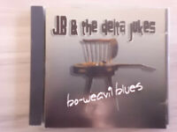 JB  &  THE  DELTA  JUKES   -   BO - WEAVIL BLUES   , CD   2001 , BLUES
