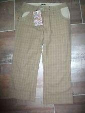 ORIG. Rosner-sportiva moderna 3/4 - Pantaloni con spandex tg. 40-NUOVO