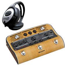 Zoom AC-3 Acoustic Creator Effektgerät + Kopfhörer