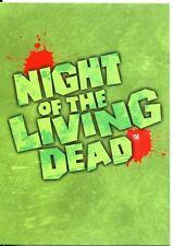 NOTTE TRA IL LIVING DEAD COMPLETO BASAMENTO impostare tutti i 36 Carte