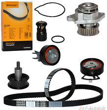CONTITECH CT957 Zahnriemen+Satz+Wapu+Thermostat SEAT SKODA VW 1.4 1.416V Motoren