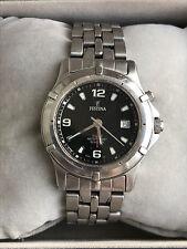 Festina Quartz Alarm Watch Uhr 8990