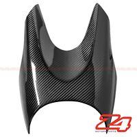 2011-2014 Diavel Upper Front Nose Headlight Screen Fairing Cowling Carbon Fiber