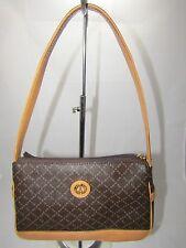 LA TOUR EIFFEL Womans Brown Leather Handbag