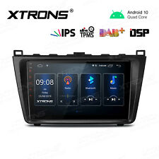 "9"" Android 10.0 Car GPS Stereo DAB Radio IPS DSP OBD for Mazda 6 Ultra 2008-2012"