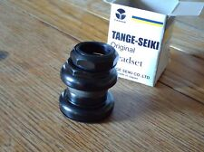 "TANGE PASSAGE 1"" THREADED BLACK STEEL HEADSET"