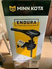 "Minn Kota Endura C2 30-lb. Thrust Trolling Motor with 30"" Shaft"
