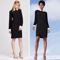 NWT Victoria Beckham for Target Bunny Blush Black Collar Dress XS S M L XL 2X 3X