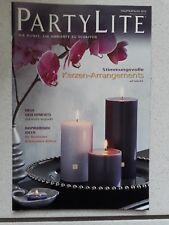 Partylite Katalog 2010