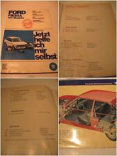 Ford Fiesta alle Mod.-Jetzt helfe ich mir selbst-Motorbuch Verlag-Reparaturbuch
