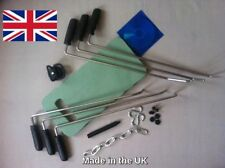 *TOP SELLER*  PDR TOOL SET ,  Stainless steel rods,  UK made. paintless tools.