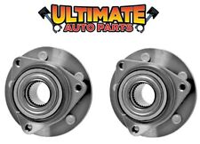 Front Wheel Bearing Hubs Pair (No ABS) for 2005 Buick Allure