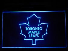 J336B Toronto Maple Leafs Hockey For Man Cave Game Room Display Light Sign