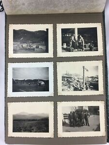 ALBUM PHOTOS GUERRE ALGERIE APRES GUERRE COLONISATION 1950 H337