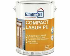 Remmers Compact Lasur PU 0,75 L nussbraun Dickschicht-Lasur Holzlasur