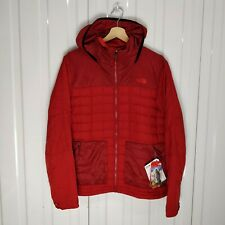 Hombre the North Face acolchado Thermoball completo cremallera en chaqueta GB L